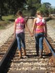 245 girls on railway 841117