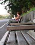 264 bench woman 82778