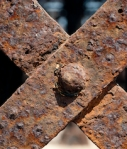 331 rusty cross 773265