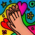 468 stained-glass-praying-hands 912857